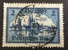 Germany Deutsches Reich 1924 Stamp Sg 377 (Mi 365) postmarked Berlin