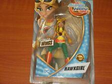 Dc Comics: Dc Super Hero Girls - Hawkgirl Action Figure Ages 6+