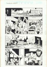 Thunderbolts Flashback #1 p.9 - Trailer Park art by Steve Epting