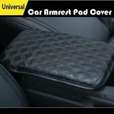 Universal Car SUV Armrest Pad Cover Auto Center Console Box Leather Cushion Pad