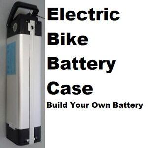 ELECTRIC Bike Battery Case  ALLOY 12v 24v 36v 48v