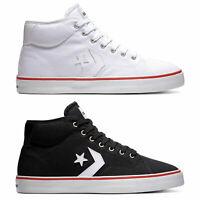 Converse Star Replay Mid pour Hommes Chaussures Baskets à Lacets de Sport Une