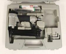 Porter Cable Framing Nail Gun Case & Assorted Nails 70/120 18 Gauge 5/8 - 1 1/4