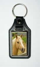 Horse key fob Personalised key ring Equine gift