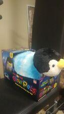 "New Pillow Pets Glow Pets 15"" flashy penguin"