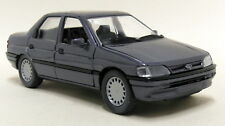 Schabak 1/24 Scale - 1528 Ford Orion mk3 Metallic Grey Vintage Diecast model car
