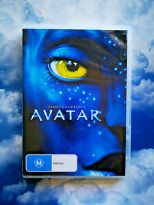 Avatar (DVD Region 4 PAL)