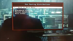 BlackArch, Parrot Sec OS, Kali Linux - LIVE 32GB USB3.0 Pentesting - Hacking