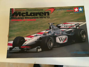 Tamiya Mclaren MP4/13  Japanese version 1/20 Scale Plastic Model Car Kit