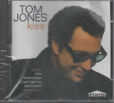 TOM JONES-Kiss CD NEUF what you been missing move closer after the Years