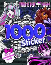 Monster High 1000 Sticker (2014, Taschenbuch)