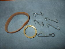 "COMPLETE SET HOOKS AND BANDS FOR RESTRINGING STRUNG DOLLS 12-16"" tall"