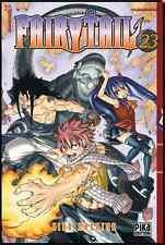 mangas Fairy Tail tome 23 Mashima Hiro Anime Shonen PIKA Neuf Rave Fantasia VF