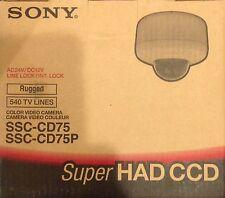 SONY CCTV SSC-CD75 RUGGED ANALOG 540TVL DOME CAMERA