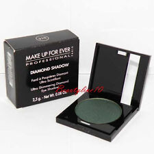 Make Up For Ever Diamond Shadow Ultra shimmering eye shadow 310 Dark Teal Green