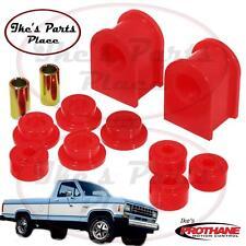 "Prothane 6-1103 Frt or Rr 2.5"" Tall-1-1/8"" Sway Bar&Eye End Link Bushing Kit"