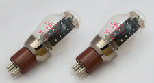 Matched Pair GuiGuang 300B Vacuum Tubes Brand New