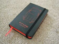 NEW GENUINE JAGUAR MERCHANDISE F-TYPE GLOVEBOX NOTEBOOK XJ XF XK E I F-PACE XE