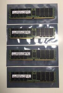 4x 128GB Samsung PC4-2933Y Server RAM Arbeitsspeicher M386AAG40MMB-CVF DDR4 ECC