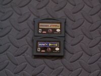 Lot Nintendo Game Boy Advance GBA Games Spy Hunter/Super Sprint /Paperboy/Rampag