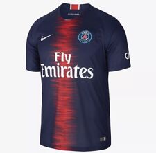 Nike Paris Saint-German Psg Dri Fit Navy 2018 Home Soccer Jersey 894432 411 sz S