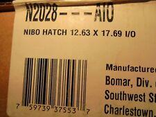 BOMAR N2028...A10 HATCH USA MADE