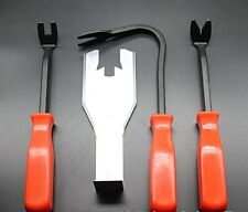 4 Pcs/set  of plastic buckle screwdriver Tools For car door plate angle