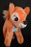 "BAMBI 7"" PLUSH DOLL  toy DISNEY movie film cartoon deer fawn animation character"