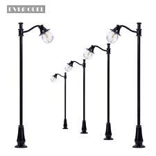 LQS28DE Neu 5 Stk. Gartenlampen Parklaternen Leuchte Lampen 00/H0