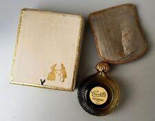 Ancien flacon de parfum Houbigant Chantilly dans sa boite d'origine?