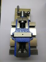 """LATHE VERTICAL MILLING SLIDE - SWIVEL BASE 4"""" X 5"""" WITH 2"""" SELF CENTERING VICE"""