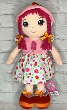 "20"" Cherry Lollypop Doll Soft Body Rag Yarn Hair Embroidered Face Nice Quality*"
