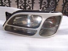 Subaru Liberty Outback Legacy BH headlight Left silver cover
