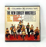 The New Christie Minstrels Columbia CQ-514 Stereo Reel To Reel Tape