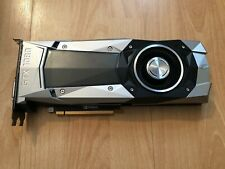 NVIDIA GeForce Founders Edition GTX 1080 8GB GDDR5X