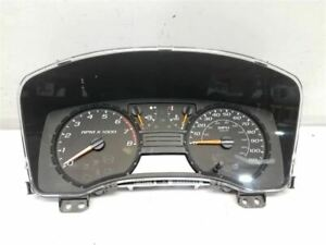 2008 Chevrolet Colorado LS (MT W/O Extreme Pack) Speedometer Cluster *68K MILES*
