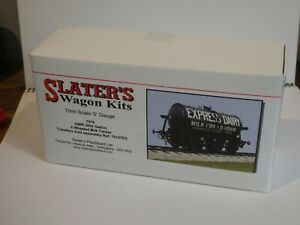 Slater's 0 gauge Milk Tanker kit