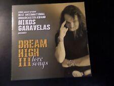 CD ALBUM - NIKOS GARAVELAS - DREAM HIGH III