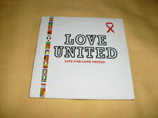 Live For Love United CD Single