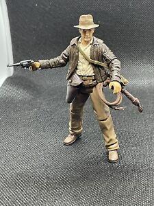 "Hasbro Indiana Jones Action Figure 3.75"" w/Accessories INDY Raiders 2007 MINT"