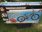 Mongoose Grudge BMX Freestyle Bike Single Speed 26 Inch Wheels boys red
