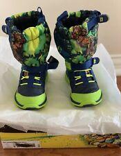 Redfoot Teenage Mutant Ninja Turtles Boys Slipper Boots