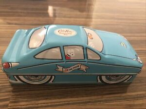Cath Kidston Kids Car Pencil Stationery Case Tin