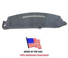 1997-1998 Chevy Silverado Pepper Gray Carpet Dash Cover Mat Pad Custom CH75-19