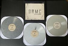 BLACK REBEL MOTORCYCLE CLUB Live In London Colored Vinyl Record 1st Pressing 3LP
