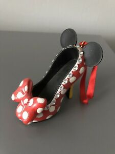disney runway shoe ornament