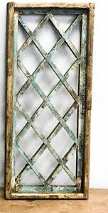 Wood Arch Window Chalkboard