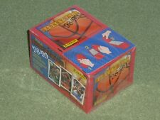 1998 1999 NBA BASKETBALL `98-`99 PANINI - sealed box (100 packets * 5 stickers)