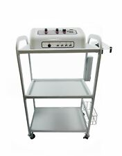 All in 1 High Frequency  5 in 1 Facial Machine with 3 Tier Cart TLC-3025CM