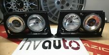 Headlight Headlights Fari Lancia Delta Integral Evo Set Left+Right New